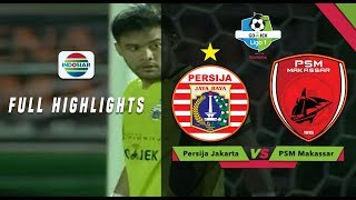 Video Persija Jakarta (2) VS (2) PSM Makassar - Full Highlight | Go-Jek Liga 1 Bersama Bukalapak MP3, 3GP, MP4, WEBM, AVI, FLV Juli 2018