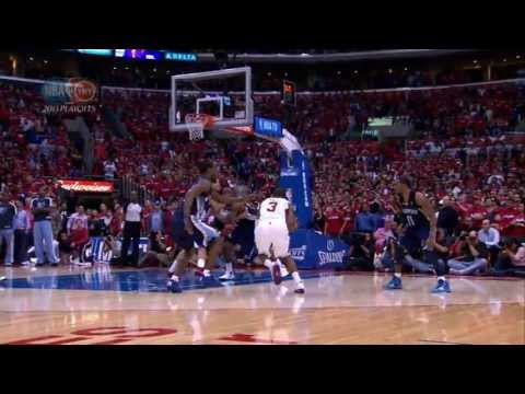 2013 Playoffs: Top 10 Plays of the First Round_Kosrlabda videk. Legeslegjobbak