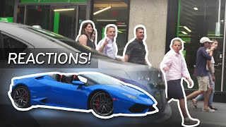 [REACTION Video #31] The SILENT Stares! by DoctaM3's Supercars Personified
