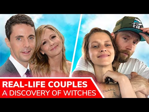 A DISCOVERY OF WITCHES Cast Real-Life Couples & Real Age: Teresa Palmer, Matthew Goode & more