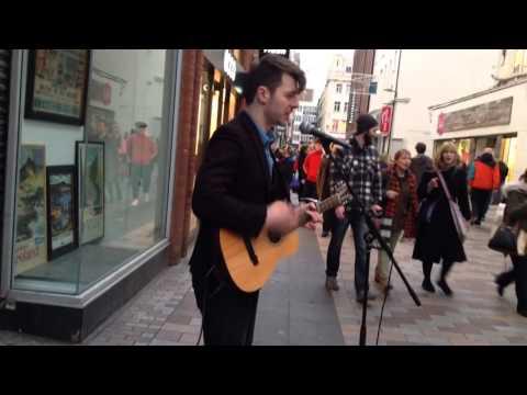Belfast Buskers: Ryan McOrmack