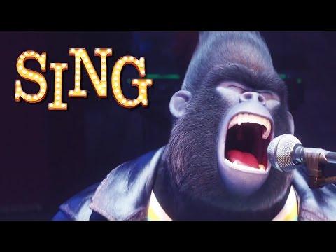 SING song 'I'm Still Standing' - Johnny / Taron Egerton