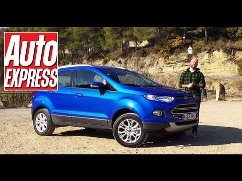 Ford EcoSport review – Auto Express