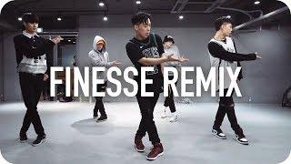 Video Finesse Remix - Bruno Mars / Koosung Jung Choreography MP3, 3GP, MP4, WEBM, AVI, FLV Maret 2018