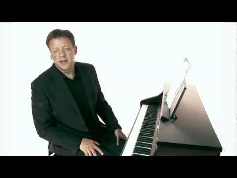 Piano Lesson for the Beginner pianist —  learn a Czerny Study