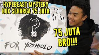 Video UNBOXING HYPEBEAST MYSTERY BOX SEHARGA 75 JUTA RUPIAH!   #Hypemania MP3, 3GP, MP4, WEBM, AVI, FLV Juni 2019