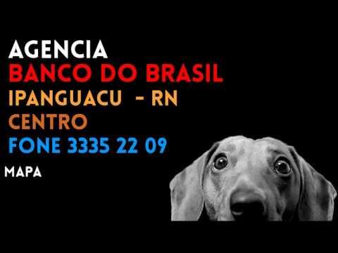 ✔ Agência BANCO DO BRASIL em IPANGUACU/RN CENTRO - Contato e endereço