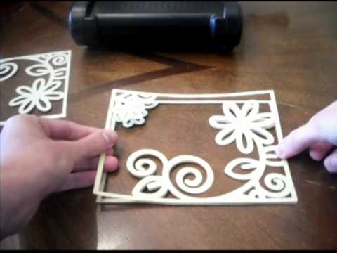 How to Make your Own Embossing Plate / Folders