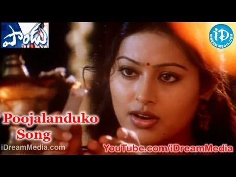 Video Paandu Movie Songs - Poojalanduko Song - Jagapathi Babu - Sneha - Madhu Sharma download in MP3, 3GP, MP4, WEBM, AVI, FLV January 2017