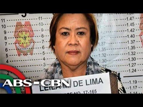 TV Patrol: De Lima, nakakulong na sa PNP Custodial Center