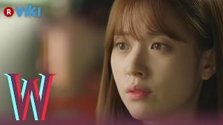 Video W - EP 1   Han Hyo Joo Realizing She Gets Sucked Into Lee Jong Suk's Manga World MP3, 3GP, MP4, WEBM, AVI, FLV April 2018