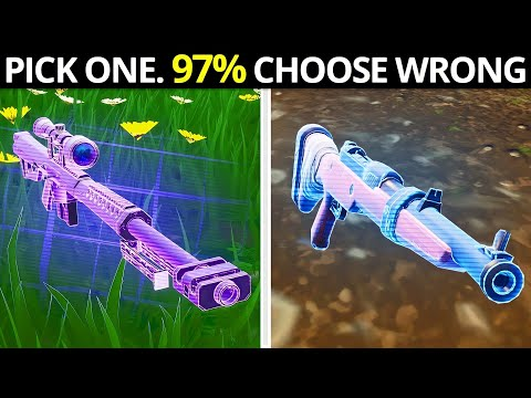 Are You Better Than Ninja? Test (97% Fail) - Fortnite