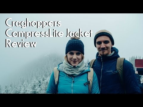 CompressLite Jacket By Craghoppers Review