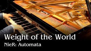 Video Nier Automata ED - Weight of the World [piano] MP3, 3GP, MP4, WEBM, AVI, FLV Juli 2018