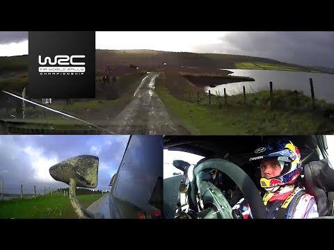 WRC - Dayinsure Wales Rally GB 2017: ONBOARD Mikkelsen SS18