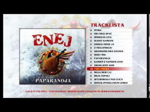 Tekst piosenki Enej - Taki i treba po polsku