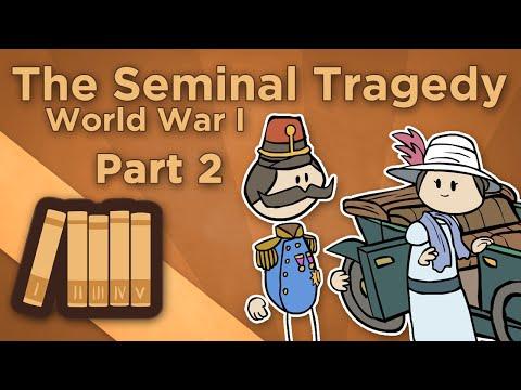 1. světová válka - Jeden osudný den v červnu