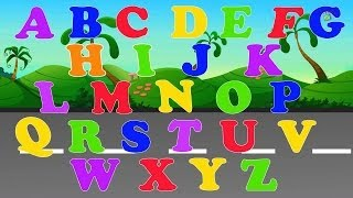 ABC Song | Alphabet Song