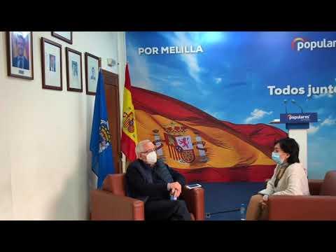 """Imbroda: """"El PP se limitará como siempre a acatar las resoluciones judiciales"""""""