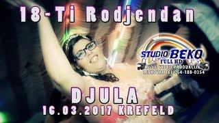 18-Ti Rodjendan Djula 16.03.2017 Krefeld/Part1 Ork Latino Bend   Studio Beko Full Hd Leskovac