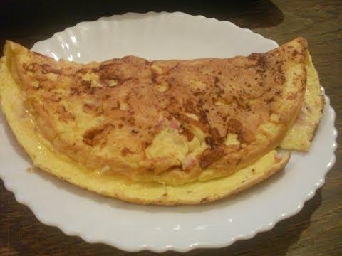 Comment faire une omelette facilement ? Omelette l
