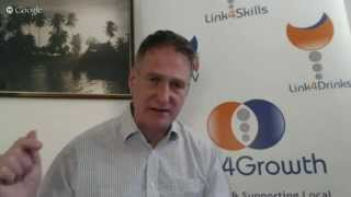 Link4Growth National #L4GNews Show with Chris Ogle ~ 1st August 2015