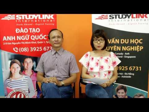 Phỏng vấn cảm nghĩ Chú Đỗ Quốc Lương Phụ Huynh và bạn Đỗ Trần Kim Thư