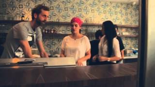 Velvet: Café y Chocolate con acento Belga