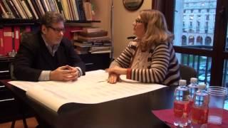 MSC Meraviglia raccontata dall'architetto Marco De Jorio, che ne sta curando l'allestimento. Lo studio De Jorio collabora con MSC dal 2001. Intervista di Rosalba Scarrone per www.liveboat.it