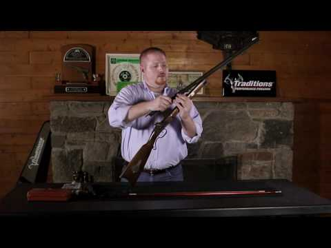 Traditions Firearms - How to Reassemble Your Traditions Percussion Sidelock Muzzleloader