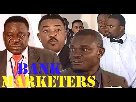 Bank Marketers Season 2 - Mr Ibu Latest  NIGERIAN Nollywood COMEDY Movie