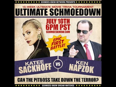 Katee Sackhoff - SUBSCRIBE to SK NETWORK CHANNEL: http://www.youtube.com/schmoesknowpodcast Subscribe to us on Itunes and leave a comment: https://itunes.apple.com/us/podcast...