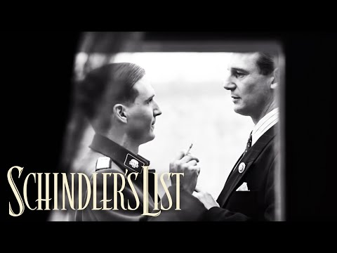 Schindler's List - Where's The Scam  - 20th Anniversary Blu-ray March 5th