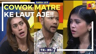 Video [FULL] RUMAH UYA | COWOK MATRE KE LAUT AJE (21/02/18) MP3, 3GP, MP4, WEBM, AVI, FLV Februari 2018