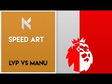 Liverpool Vs Manchester United Wallpaper Speed Art
