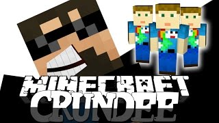 Minecraft: CRUNDEE CRAFT | KILL MINI CRAINER!! [15]