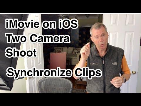 iMovie on iOS Two Camera Shoot
