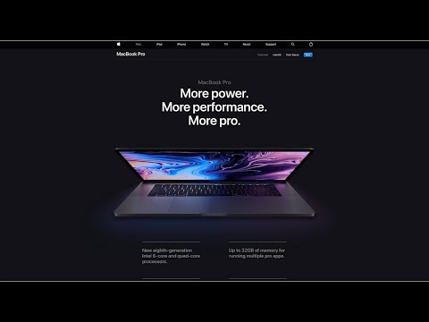 We Order The 2018 MacBook Pro!