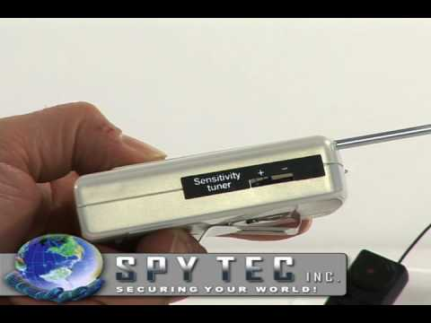Hidden Camera Finder: High Frequency Signal Detector Review