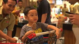 Video JANJI SUCI - Raffi Kerepotan Menemani Rafathar Belanja Di Supermarket (27/10/18) Part 2 MP3, 3GP, MP4, WEBM, AVI, FLV Mei 2019