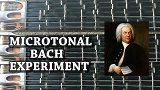 Download Lagu Microtonal Bach Experiment - Which Tuning Sounds Better? Mp3