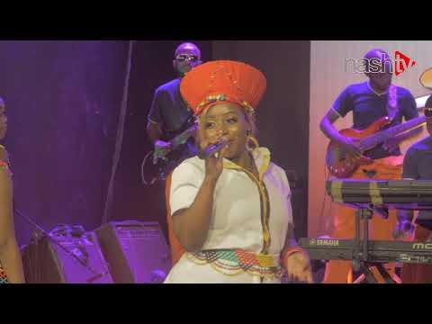 Sandra Ndebele - Nash Tv Friday Night Live (28.08.2020)