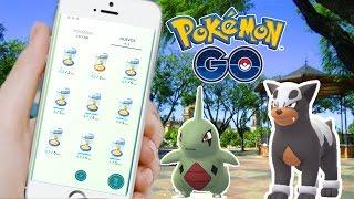 ABRIENDO HUEVOS 2ª GEN. Y CAPTURAS EN LA ALAMEDA VIEJA (JEREZ) | POKÉMON GO, pokemon go, pokemon go ios, pokemon go apk