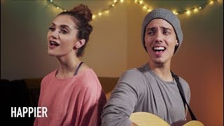 "Ed Sheeran ""Happier"" cover with my very good friend Alyson Stoner. If you liked it make sure you SUBSCRIBE to my channel right ..."