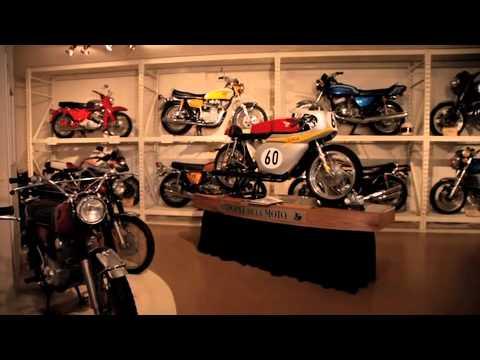 Vidéo – Musée l'Épopée de la moto