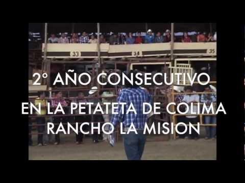 Rancho La Mision del Sr. Hugo Figueroa en la Petatera de Colima 2013.
