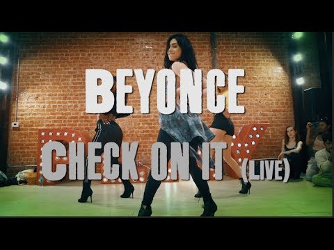 Check On It (Live) | Beyonce | Brinn Nicole Choreography