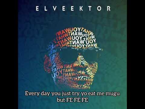 Elveektor - What You Want (Lyrics Video)