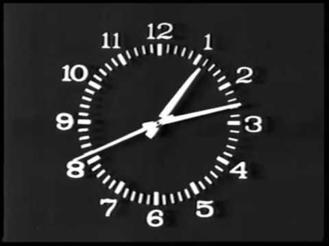 Окончание эфира ЦТ СССР (1972-1980) (видео)