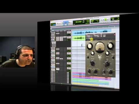 Mixing Vocals with Waves – a Webinar with Yoad Nevo